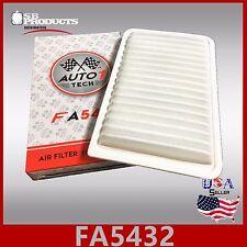 Auto1tech Engine air filter ~ Fits 2001-2013 Toyota Highlander & 2004-208 Solara