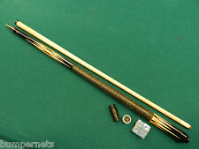 Brand New McDermott Pool Cue with Accessories Billiards Stick Free Hard Case