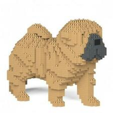 More details for build your own shar pei building blocks toy gift/present dog for kidults
