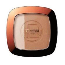 Glam Bronze Duo Poudre Bronzante Soleil 102 Brunette Harmony L'Oréal