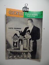 1951 Geni The Conjurors Magazine