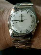 "Men's vintage Timex"" wrist watch 1979° Automatic, cleaned A-1 conditions☆☆☆"