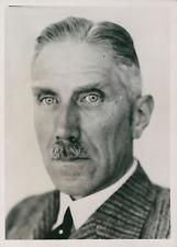 M. Von Papen, ambassadeur du Reich à Rome, 1940, Vintage silver print vintage si