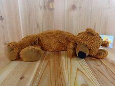 """Princess Soft Toys TEDDY BEAR 25"""" Plush Brown Neck Wrap Pillow  2000"""