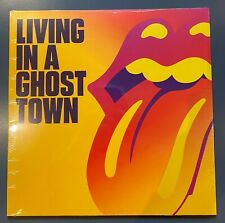 "The Rolling Stones – Living In A Ghost Town 10"" Vinyl"