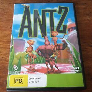 Antz DVD R4 Like New! FREE POST