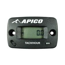 Apico Hour Tach Meter Tachmeter Universal