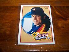 HOUSTON ASTROS NOLAN RYAN 1991 UPPER DECK BASEBALL HEROES #14 OF 18