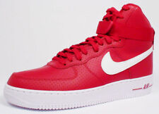 Nike Air Force 1 One High 07 Gym Red White 315121 606 Casual Trainer 2018 Sz 11