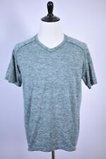 Lululemon Metal Vent Tech Shirt Green Men's Large L