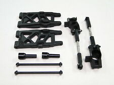 NEW OFNA HYPER 7 TQ PRO Arms Rear Upper, Lower +Axles & Hubs HOBAO OH3