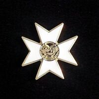 Masonic Knight of Malta Lapel Pin (MP-1)