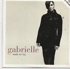 Gabrielle-Walk On By cd single