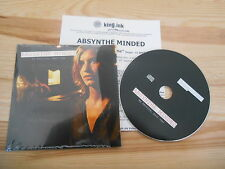 CD Pop Absynthe Minded - My Heroics , Part One (1 Song) MCD KEREMOS