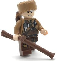 LEGO NEW DAVID CROCKETT DAVY AMERICAN FOLK HERO SOLIDER MINIFIGURE