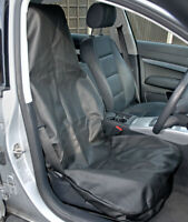 DRAPER Expert Side Airbag Compatible Heavy Duty Front Seat Cover - 22597