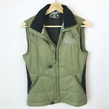 Pearl Izumi Foothills Green Bellinger Cycling Vest Women's Size S Retail $150