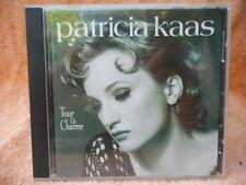 PATRICIA KAAS TOUR DE CHARM C.D.NEW