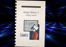 COMMODORE Amiga Computer System RELEASE 2 Version 2.0 Owners Manual 1991