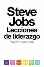 Steve Jobs: lecciones de liderazgo: (Lessons in Leadership) (Spanish-ExLibrary