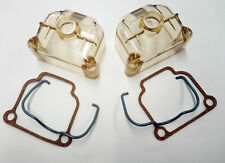 Carburettor Transparent Float Bowl Kit BMW R45, R65, R60, R75, R80, R90, R100