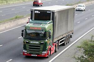 T5 Truck Photo KX18 WMK Scania R450 Eldred