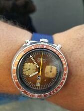 Vintage Seiko Bullhead 6138-0040 Automatic Chronograph Watch