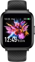 Smart Watch,V3 Lite Fitness Tracker Compatible with iPhone Android Phones(Black)