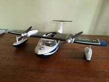 playmobil vintage police  floating seaplane with pilot's