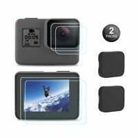 Screen Protector for GoPro Hero7Black Only//2018/6/5, Tempered Glass