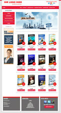 Easy Ebook Download Shop Generator inklusive 40 Ebooks mit Reseller Rechten