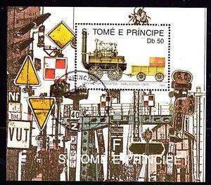 TOME TRAINS MINI SHEET