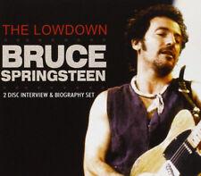 Bruce Springsteen : The Lowdown CD (2013) ***NEW***