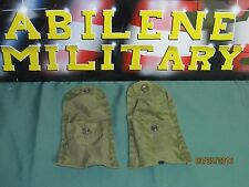 Military First Aid Pouch Compass Pouch OD Alice Backpack Excellent 2 Pouches