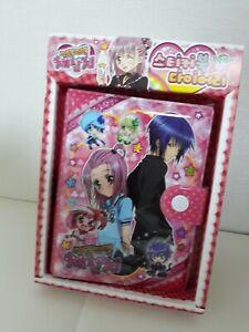 しゅごキャラ! Shugo Chara! Sticker Book Diary character manga diary anime