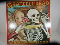 GRATEFUL DEAD Skeletons From The Closet Best Of W2764 LP Vinyl NM cover VG+