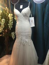 Madison James Wedding Dress Fishtail Lace Gown