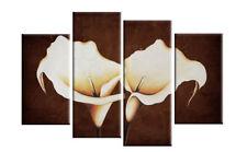 Realism Floral Brown Art Prints