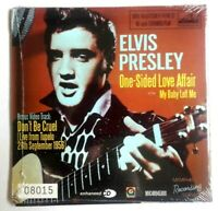 NEW! Elvis Presley - My Baby Left Me CD Single EP #8015 SEALED!