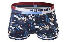 """CROOTA Designer Mens Underwear Trunks, Boxer Shorts, Floral, M (Waist 29-31"""")"""