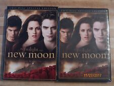 The Twilight Saga: New Moon DVD Kristen Stewart Robert Pattinson love romance
