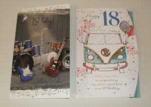 18 YEAR OLD BIRTHDAY CARDS