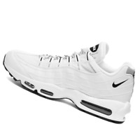 NIKE MENS Shoes Air Max 95 - White & Black - OW-609048-109