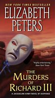 The Murders of Richard III (Jacqueline Kirby Mysteries) by Peters, Elizabeth The