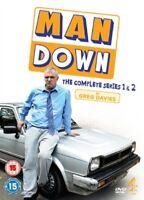 Nuovo Man Giù Serie 1 A 2 Collezione Completa DVD