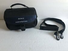Sony Handycam Carrying Case Bag - Genuine Sony Product - Excellent Condition