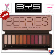 BYS BERRY Eyeshadow Palette 12 Shades,Naked Natural Eye Shadow - Sealed