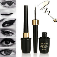 Hot Black Liquid Eyeliner Waterproof Eye Liner Pencil Pen Make Up Comestics Set