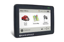 "Rand Mcnally intelliroute TND 530LM Truck GPS Navigation System 5"" NEW"