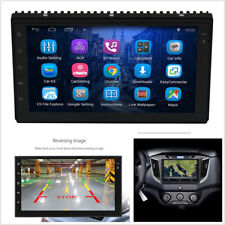 "7""Android 6.0 Car Bluetooth Stereo MP5 Player Quad Core Wifi 2Din GPS Navigation"